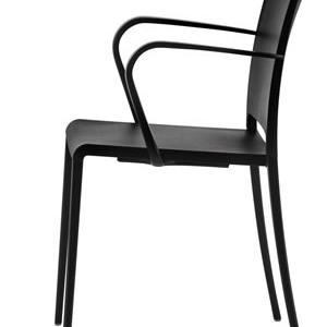 Mya tecnica with armrest