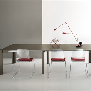 table FIESTA120 cm 52 to 238