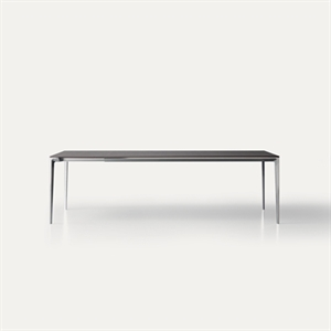 Table LOG ISLAND glass da cm 180