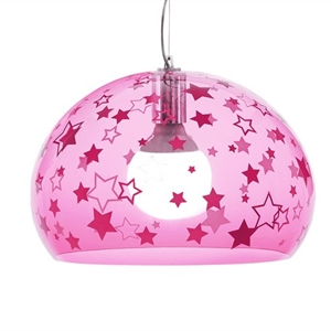 Lamp FLY KIDS pink