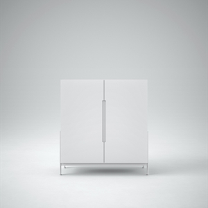 Sideboard FLOAT High square 2 doors